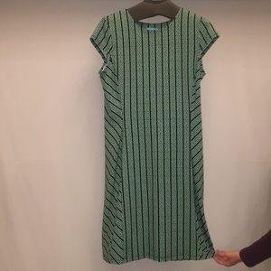 J. McLaughlin Never worn Size Large mint Dress